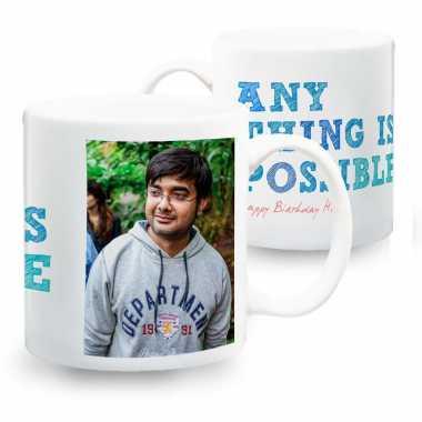 Anything is possible - Mug