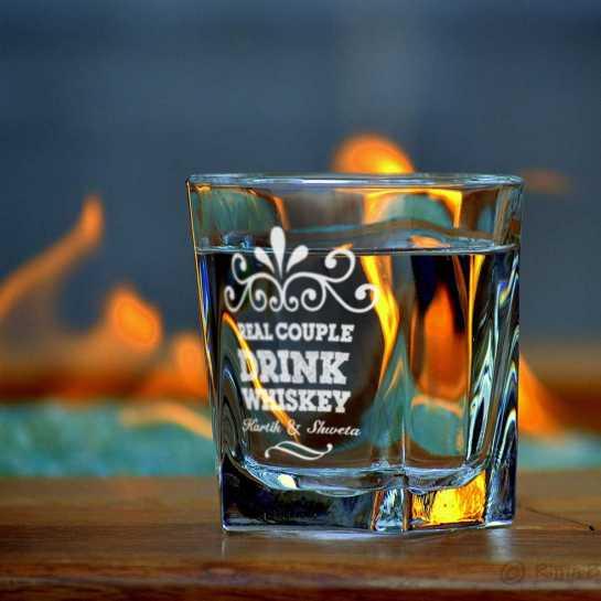 Drink Whisky - set of 2