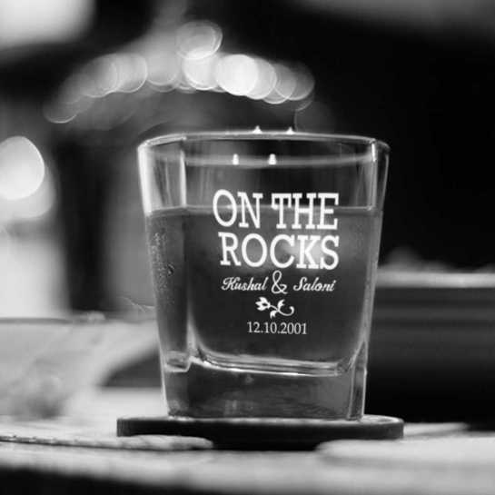 On the Rocks - set of 2