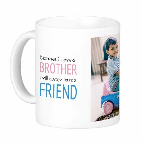 My Brother - My Friend - Mug