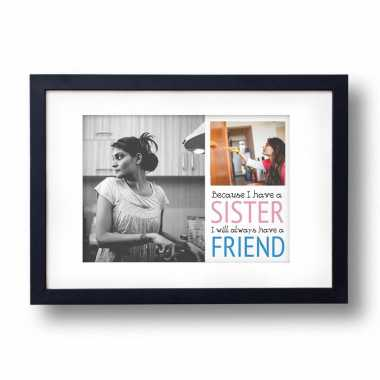 My Sister - My Friend - Frame