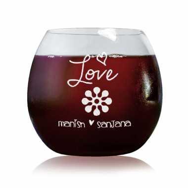 Loving Couple - Stylish Wine Glasses