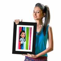 Doctor - Caricature Photo Frame