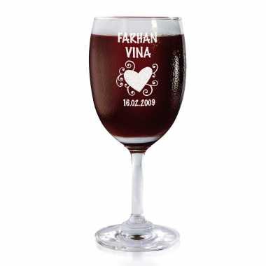Love Has No Boundaries - Wine Glasses
