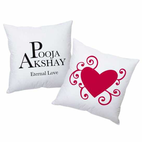 Love Handles - Personalized Cushions