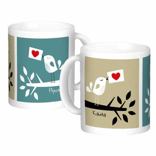 Personalized Mug for Couple - 82
