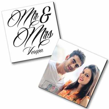 Personalized Magnet Couple - 2