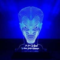 3D Illusion - Joker Night Lamp