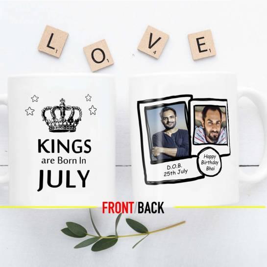 photo mug for brother