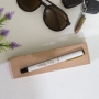 Personalised Pen with wooden engraved box for Awesome Dad