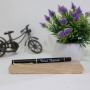 Personalised pen and wooden box holder for Super Daddy