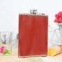 Father's Day Hip Flask with Custom Message