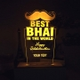 Night Lamp for Best Bhai - Rakhi Gift