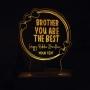 Night Lamp for Best Brother on Rakhi