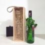 Anniversary Wooden Wine Box
