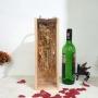 Wedding Couple Wooden Wine Box