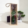 Awesome Dad Wooden Wine Box