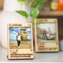 Instagram Wooden Frames for Couple - Engraved Text