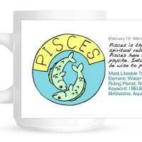 Zodiac Sign Personalized Mug