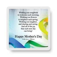Mother, my love-Personalised magnet