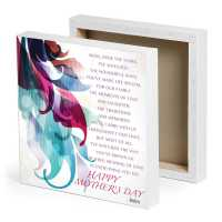 Printed Canvas for Caring Mom