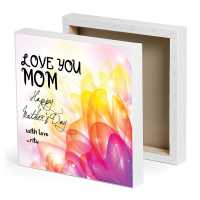 Special Mom Personalized Canvas