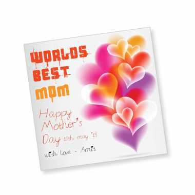 Best Mom Personalized Magnet