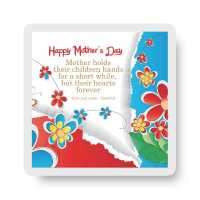 Loving Mother Personalized Magnet