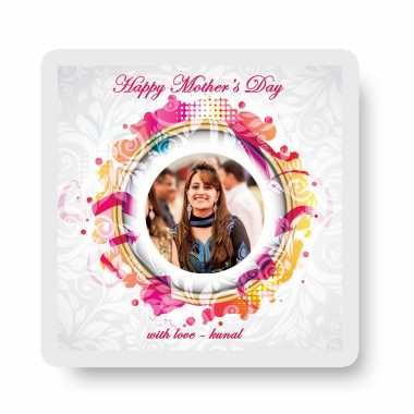 Personalized Magnet for Mom
