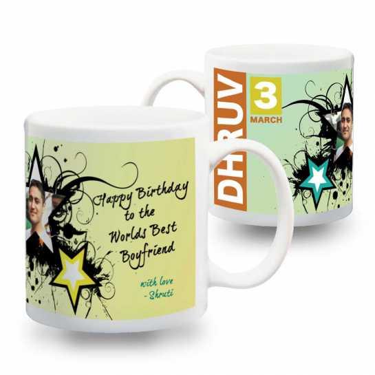 Star Boyfriend-Mug