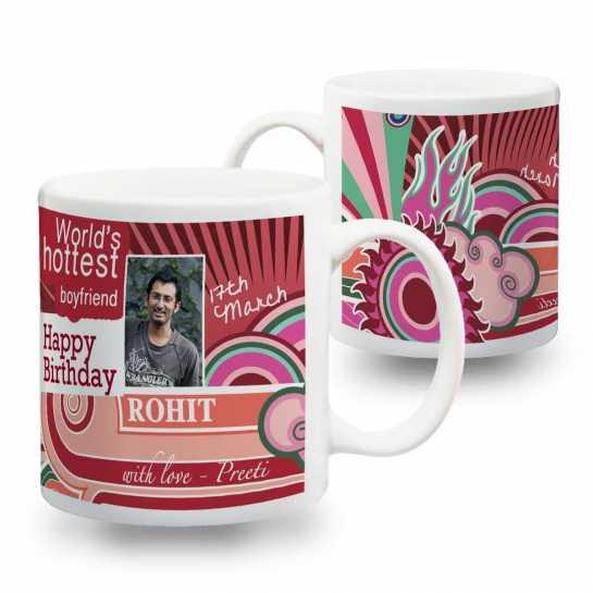 Sweetest Boyfriend-Mug