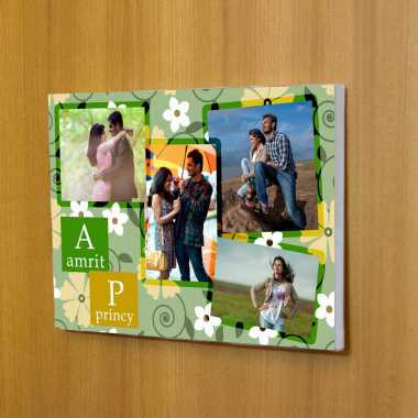 Collage Photo Canvas
