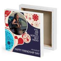 Best Friend Photo Canvas