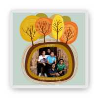Friendship Day Personalized Magnet