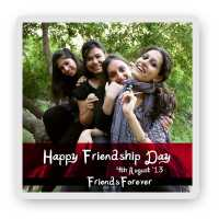 Photo Magnet - Friendship Day Magnet