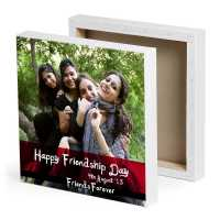 Friends Forever Personalized Canvas