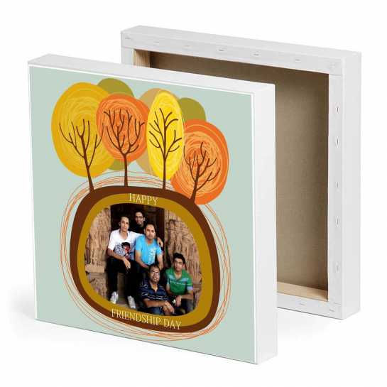 Friendship Day Photo Canvas