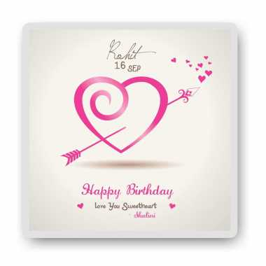 Special Birthday Personalized Magnet