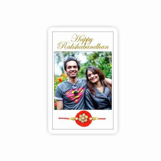 Happy Rakshabandhan-Magnet