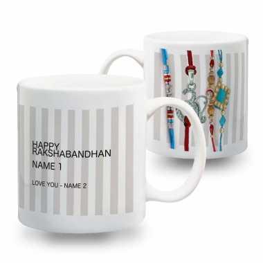 Happy Rakshabandhan - Mug