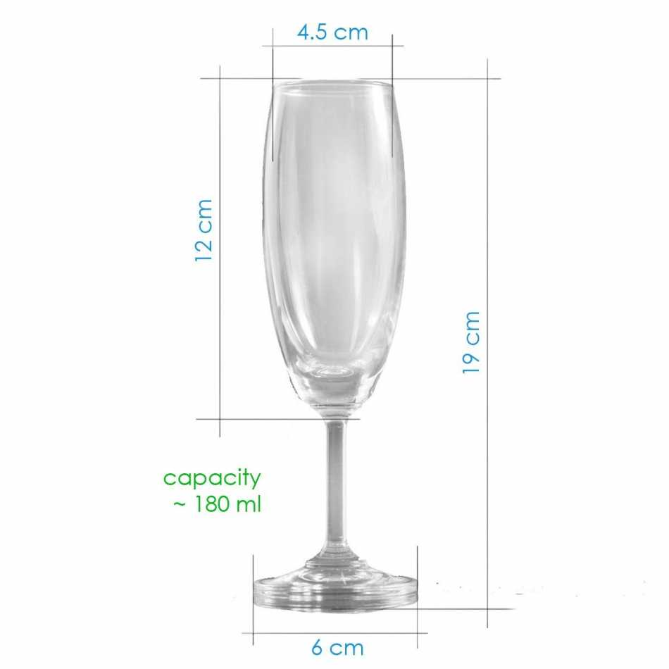 Cm Wine Glass