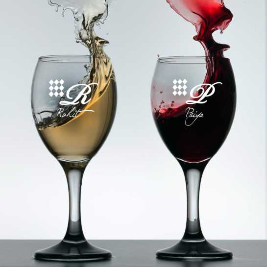 Wine Blast - set of 2