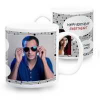 Sweetheart Personalized Coffee Mugs