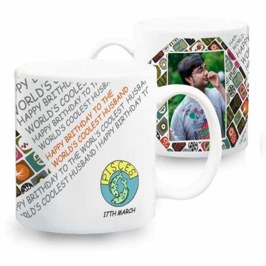 Coolest Husband - Mug