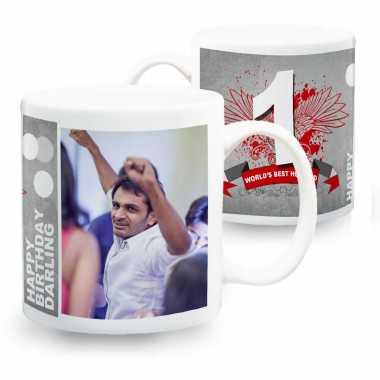 Best Husband Custom Mug