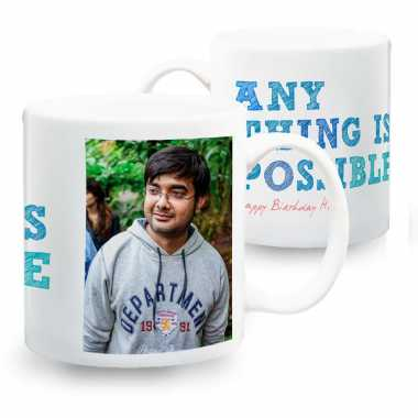 Personalized Mug for Brother