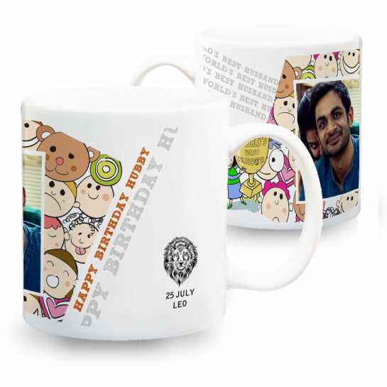 Cute Couple - Mug