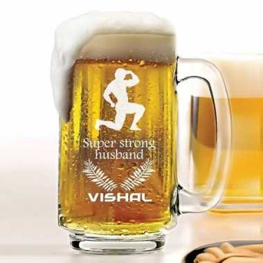 Beer Mug for Strong Men