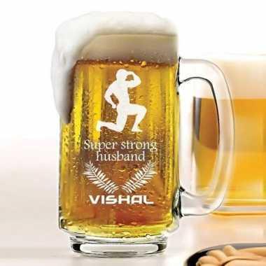 Beer Mug for Strong Men