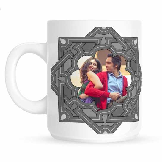 New Year Photo Mug